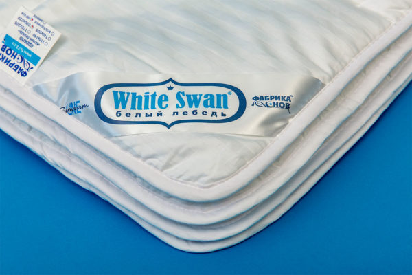 Фабрика снов одеяло White Swan легкое